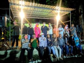 Kunjungan Walikota Yogyakarta Di Kampung Markisa